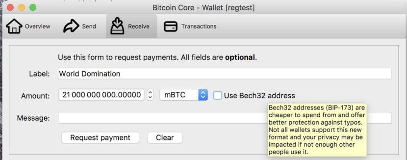 Direcciones 32 Bit - Bech32