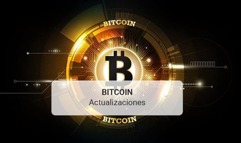 Actualizaciones del Bitcoin