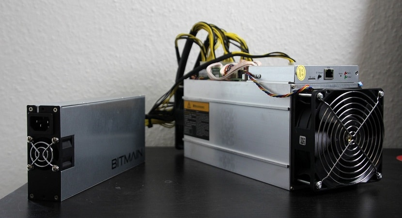 Antminer y productos de Bitmain